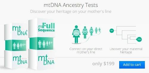 FTDNA-mtdna Review