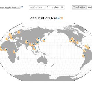 genetic-variant-browser